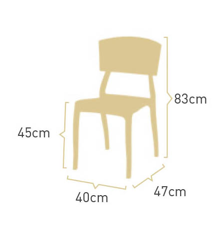 Chair Orient PAD